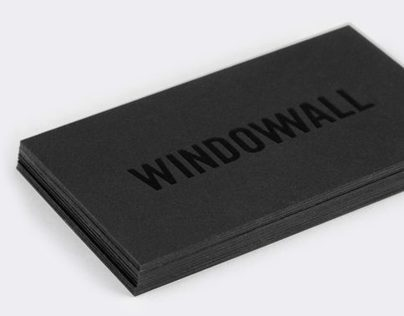 Windowwall Salon