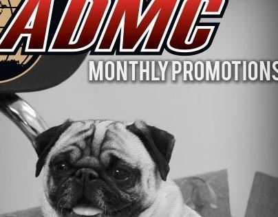 ADMC marketing pieces