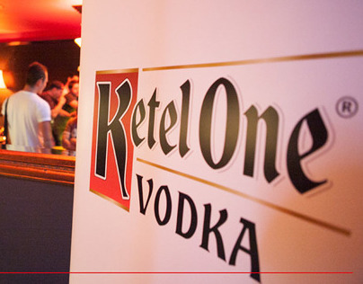 Ketel One Fraternity / Magic event