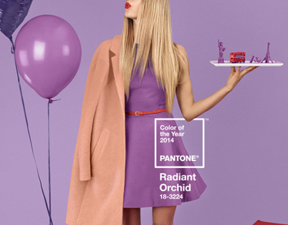 Pantone - Color of the Year 2014