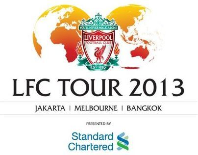 Liverpool Asia Tour 2013 Booklet