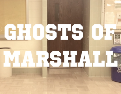 Ghosts of Marshall: Title Sequence
