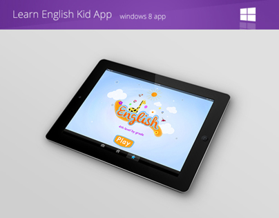 Learn english Kids App