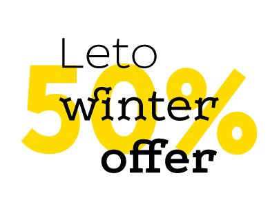 Leto winter offer