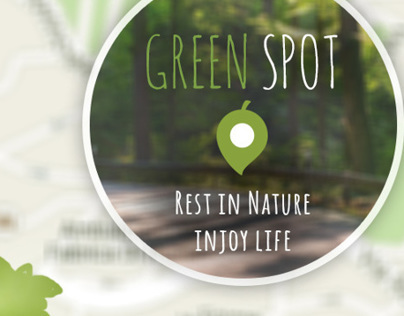 """Green Spot"" Mobile Application"
