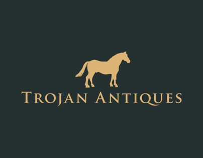 Trojan Antiques—Website Redesign