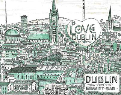 Visit Dublin - Timelapse