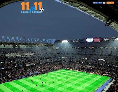 11vs11 - Social football