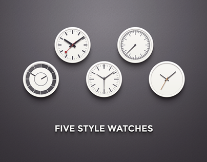 Five Style Watches