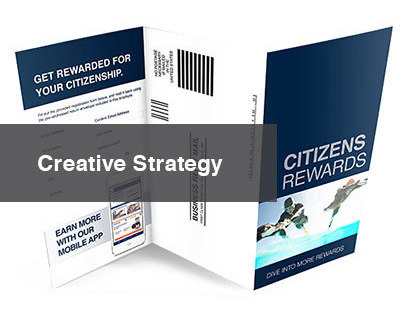 Creative Strategy & Branding - New Business Comps