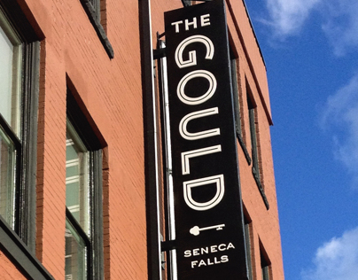 The Gould Hotel rebrand