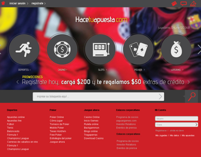 Web Site bets - Graphic / Web Design Template .PSD
