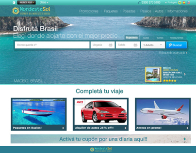 booking site for tourism