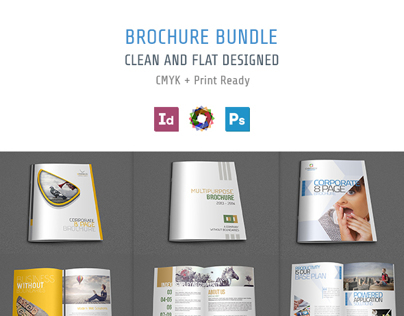 Brochure Bundle 3in1