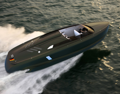 Audi Powerboat
