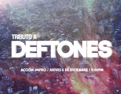 DEFTONES TRIBUTE