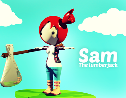 Sam, The lumberjack