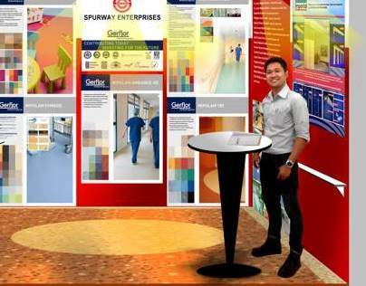 Exhibit Booth Design - Spurway Enterprises
