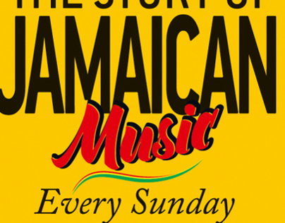 THC Soundsystem Presents... The Story of Jamaican Music