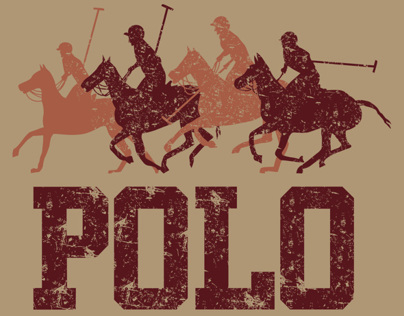 polo sports vector art