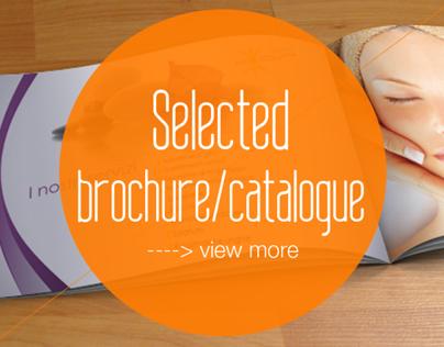 Selected Brochure / Catalogue