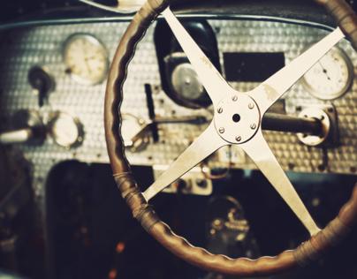 Bugattis Workshop