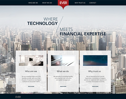 Ever - web site