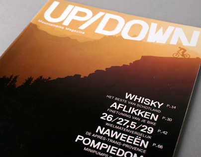 Up/Down Mountainbike Magazine / #1 2013