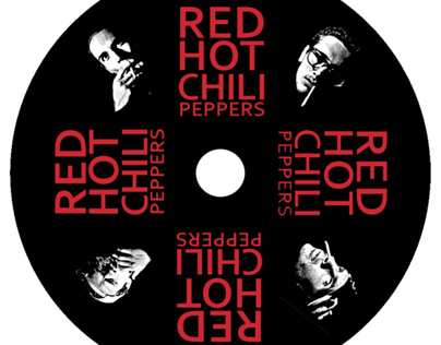 Red Hot Chili Peppers Poster Project