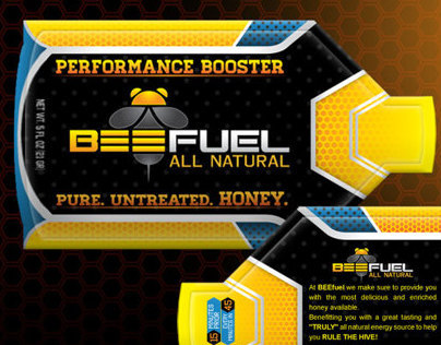 BEE FUEL Fitness Foods