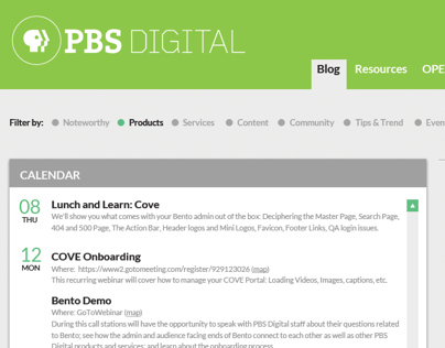 PBS Digital Brand