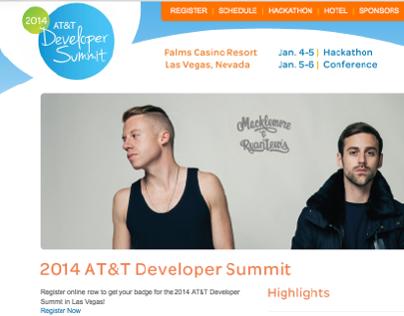AT&T Dev Summit 2014
