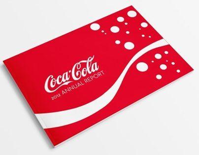   annual report   re-design coca-cola company  
