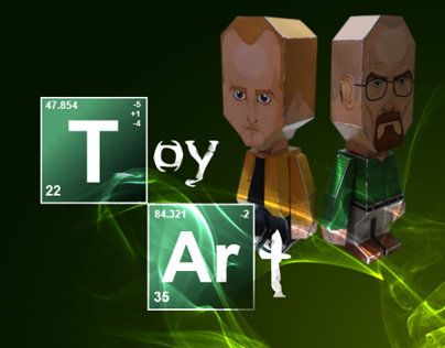 Breaking Bad - Toy Art