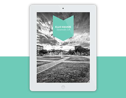 Ellis Square // iPad Magazine
