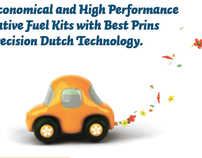 Best Prins - Alternate Fuel Kit Branding