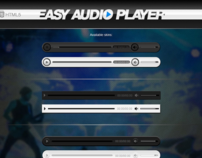 Easy Audio Player