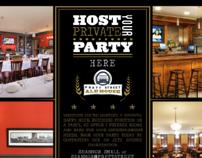 Ads for Pratt Street Ale House
