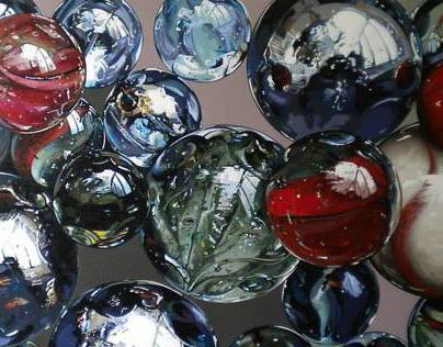 Adrian and Lindy's Marbles Commission