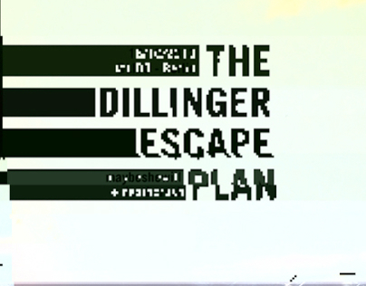 the Dillinger Escape Plan live aus Berlin