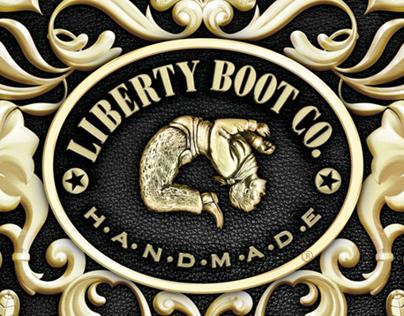 Identidad Liberty Boot Co.