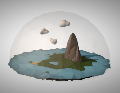 Low Poly World