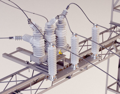 3D visualization of medium voltage circuit breakers
