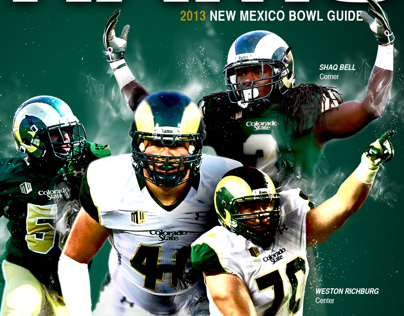 2013 CSU New Mexico Bowl Guide
