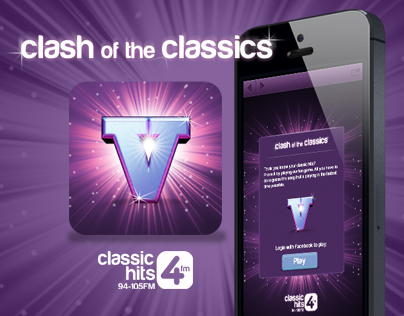 Clash of the Classics Game App