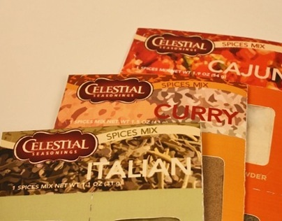 Celestial Seasoning Spices Mix