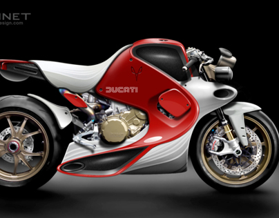 Fluid Ducati Superleggera - Ulfert Janssen