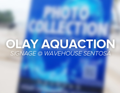 Olay AquAction @ WaveHouse Sentosa