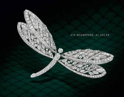 Graff Diamonds Advertising
