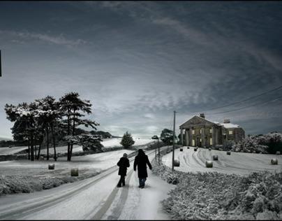 The Snow Walk